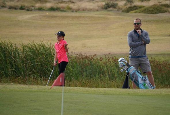 Junior Golf Copyright: Barwon Heads Golf Club