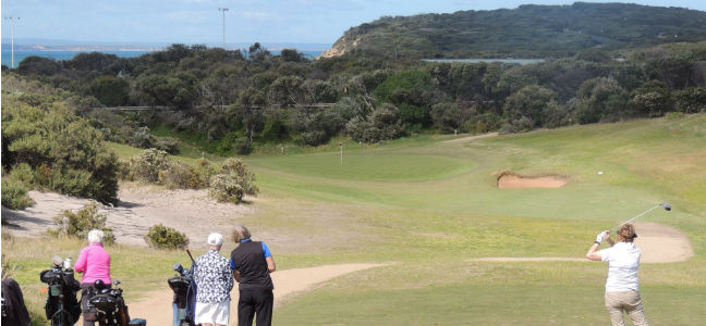 Golf Victoria Women's Spring tournament