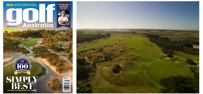 Golf Australia Magazine's Latest Rating