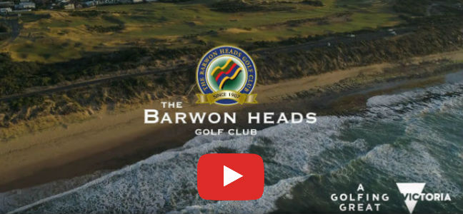 Barwon Heads: One of Victoria's Golfing Greats